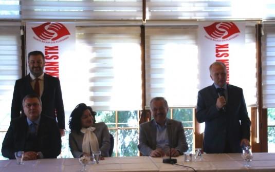 Trakya Balkan STK Platformu'nun 3.Çalıştayı gerçekleştirildi.
