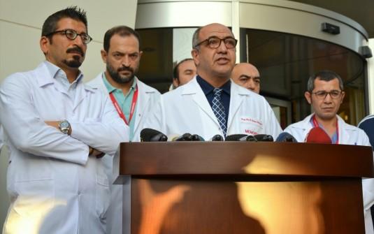 Naim Süleymanoğlu'na karaciğer nakli yapıldı