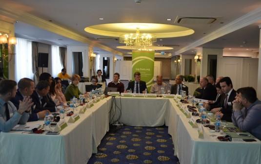 FUEN TAG 4. Yıllık Toplantısı İzmir'de gerçekleşti