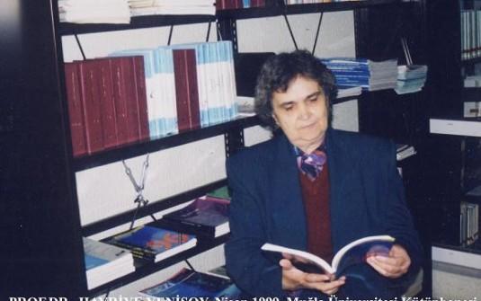 Prof. Dr. Hayriye Süleymanoğlu Yenisoy hayatını kaybetti