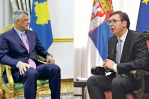 """""""Kosova ile Sırbistan Çözümden Uzak"""""""