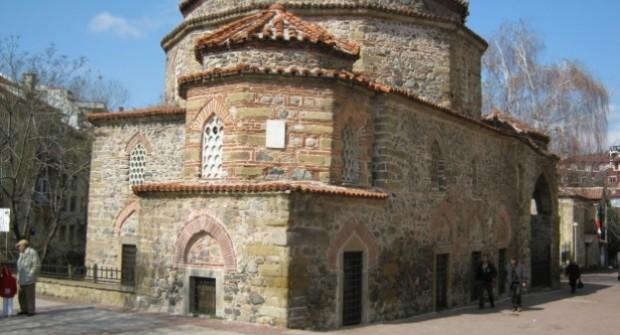 Dupnitsa'daki Ahmet Bey Camii'nin onarımı başladı