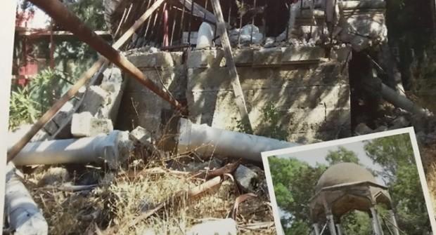 """Murat Reis Külliyesi yıkılma aşamasındadır, Şekip Paşa türbesi yok edilmiştir"""""""