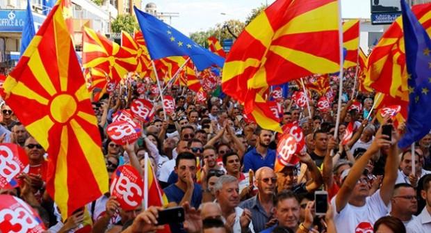 Makedonya Meclisi, İsim Değişikliğini Onayladı, Ülkenin İsmi Resmen Değişti