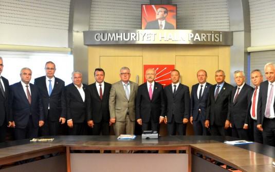 Balkan Türklerinden, Ankara Ziyareti