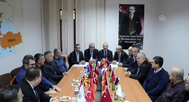 """Balkan Rumeli Türkleri Konfederasyonu Başkanı Mutlu: """"Balkanlar ve Anadolu arasında köprüyüz"""